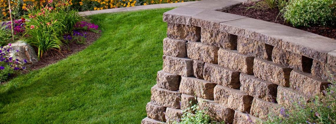 Drainage Solutions and Retaining Walls